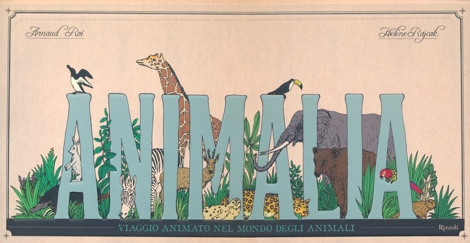 Animalia. Viaggio animato nel mondo degli animali. Libro pop up