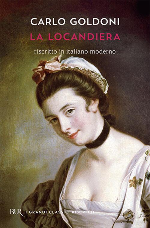 La Locandiera Carlo Goldoni Libro Libraccio It