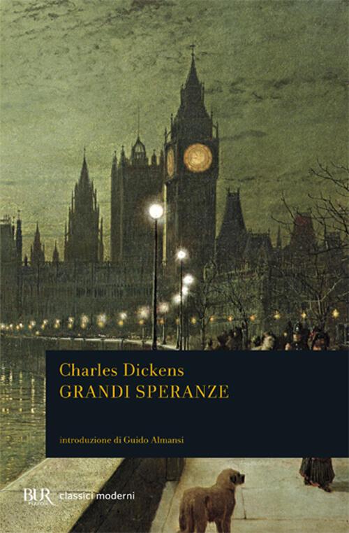 grandi speranze charles dickens  Grandi speranze - Charles Dickens Libro -