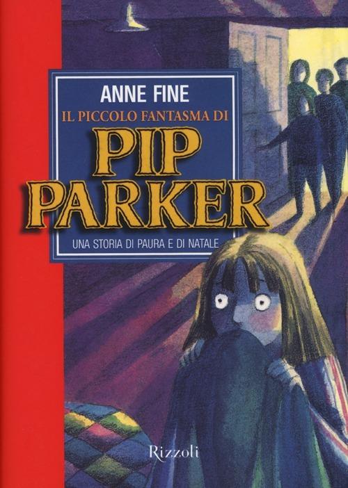 piccolo_fantasma_Pip_Parker_storia_paura_rizzoli