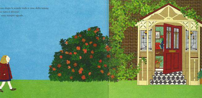 A casa della nonna alice melvin libro for Planimetrie della casa della nonna