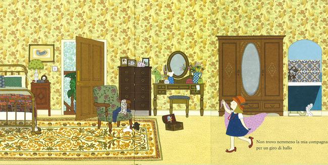 A casa della nonna alice melvin libro for Piani di casa della nonna