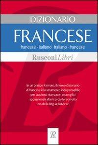 (NUOVO o USATO) Dizionario francese. Francese italiano, italiano f..