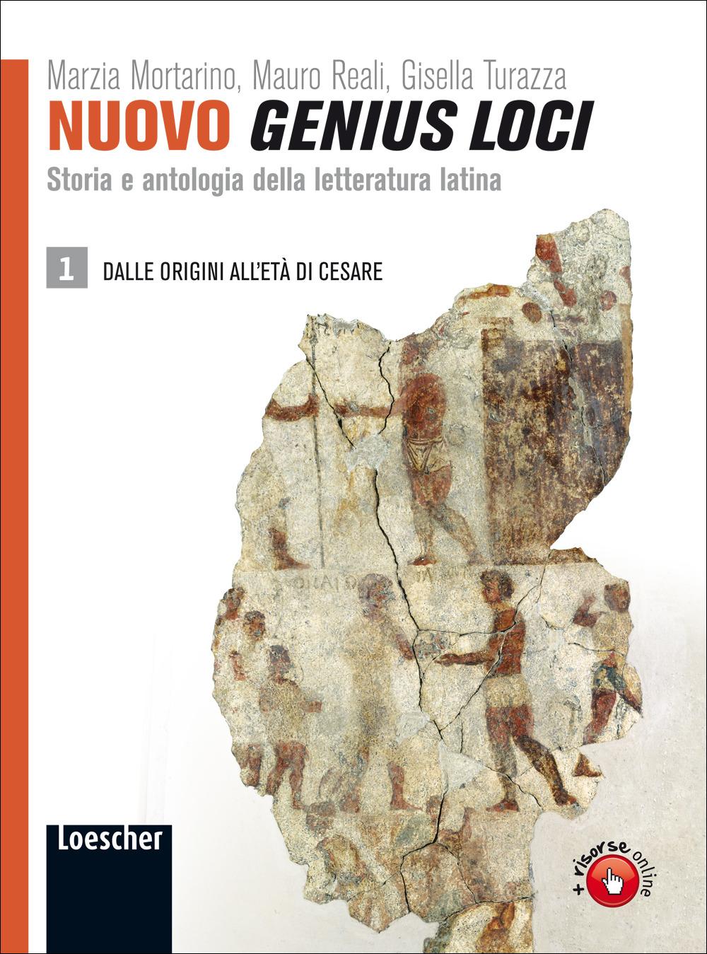 (NUOVO o USATO) Nuovo genius loci. Storia e antologia della letter..