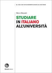 Studiare In Italiano Alluniversit Prospettive E Strumenti By