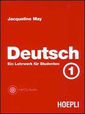 Deutsch. Con CD. Vol. 1