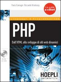 Image of PHP. Dall'HTML allo sviluppo di siti web dinamici. Con CD-ROM
