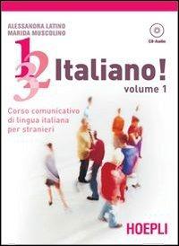 (NUOVO o USATO) 1, 2, 3,... italiano! Con CD Audio. Vol. 1