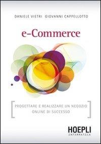 Image of (NUOVO o USATO) E-commerce. Progettare e realizzare un negozio onl..