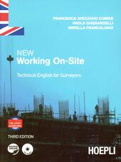New working on-site. Technical english for surveyors. Con CD Audio