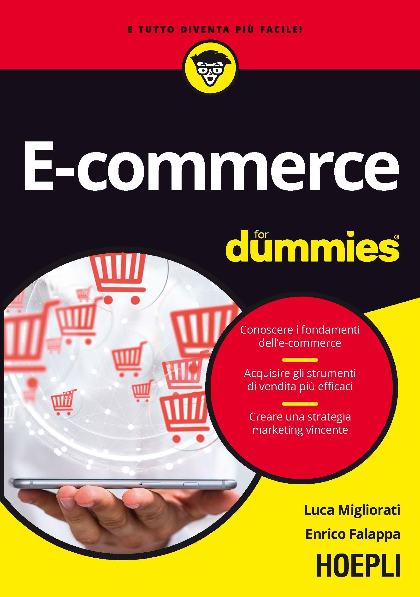 Image of E-commerce for dummies. Conoscere i fondamenti dell'e-commerce. Ac..