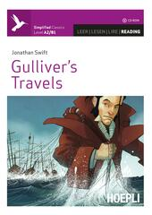 Gulliver's travels. Con CD-Audio