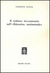 Il realismo documentario nell'«Éducation sentimentale»