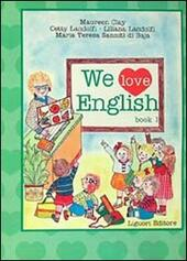We love english. Vol. 1