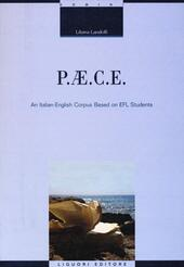 P.AE.C.E. An Italian-English corpus based on EFL students