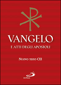Image of (NUOVO o USATO) Vangelo e atti degli apostoli. Nuovo testo CEI