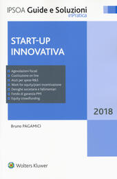 Start-up innovativa. Con Contenuto digitale per download e accesso on line