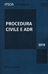 Procedura civile e ADR. Con ebook