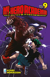 My Hero Academia. Vol. 9