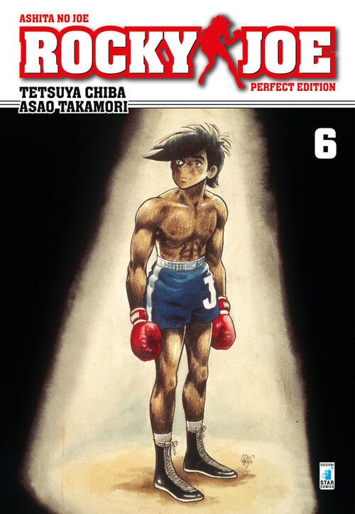 rocky joe  Rocky Joe. Perfect edition. Vol. 6 - Tetsuya Chiba, Asao Takamori ...