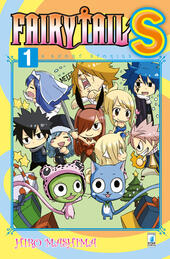 Fairy tail S. 9 short stories. Vol. 1