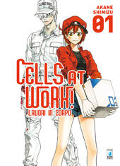 Cells at work! Lavori in corpo. Vol. 1