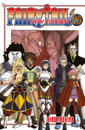 Fairy Tail. New edition. Vol. 26