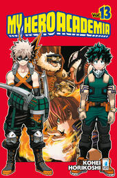 My Hero Academia. Vol. 13