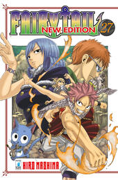 Fairy Tail. New edition. Vol. 27