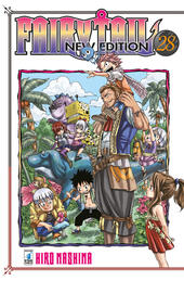 Fairy Tail. New edition. Vol. 28