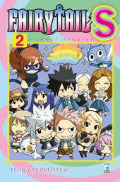 Fairy tail S. 9 short stories. Vol. 2
