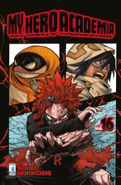 My Hero Academia. Vol. 16