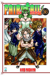 Fairy Tail. New edition. Vol. 36