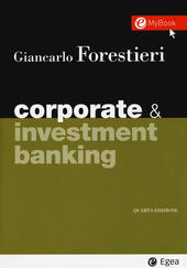 Corporate & investment banking. Con Contenuto digitale per download e accesso on line