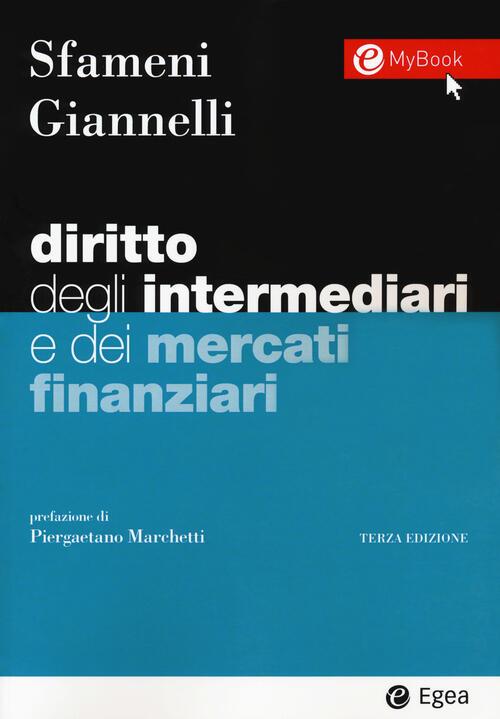 60a6f8b730 Diritto degli intermediari e dei mercati finanziari. Con Contenuto digitale  per download e accesso on line ...