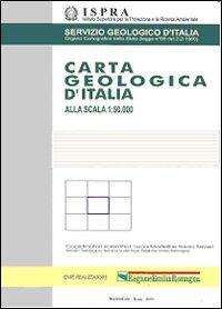 Carta Geologica Ditalia Alla Scala 150000 F 289 Città Di
