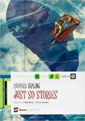 Just so stories. Con espansione online. Con CD Audio
