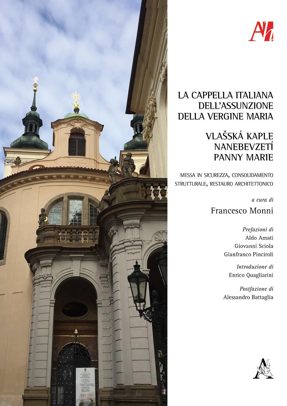Image of La Cappella italiana dell'Assunzione della Vergine Maria. Messa in..