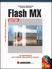 Flash MX. Con CD-ROM