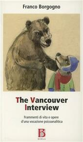 The Vancouver interview