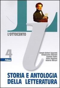 Image of (NUOVO o USATO) Storia e antologia della letteratura. Per le Scuol..