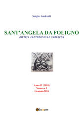 Sant'Angela da Foligno (2018). Vol. 3