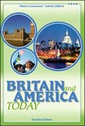 Britain and America today. Con CD Audio