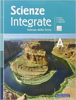 Image of Scienze integrate. Scienze della terra e biologia. Volume unico. P..
