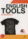 English tools for electronics. Con Basic english tools. Con CD Audio. Con espansione online
