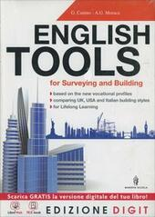 English tools for surveying and building. COn Basic english tools. e professionali. Con espansione online