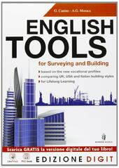 English tools for surveying and building. Vol. unico. Con espansione online. e professionali