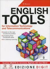 English tools for IT and telecommunications. Con basic english tools. e professionali. Con espansione online