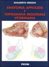 Image of Anatomia applicata e topografia regionale veterinaria