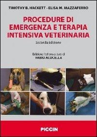 Image of Procedure di emergenza e terapia intensiva veterinaria